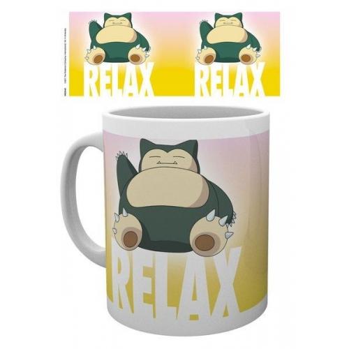 Pokemon - Mug Ronflex
