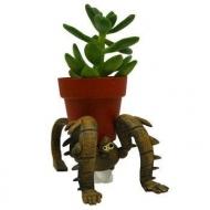 Le Château dans le ciel - Pot à fleurs Robot Soldier 7 cm