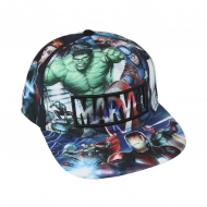 Marvel Comics - Casquette Premium Avengers Marvel Logo
