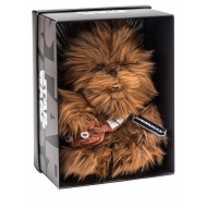 Star Wars - Peluche Black Line Chewbacca 25 cm