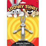 Looney Tunes - Figurine flexible Bugs Bunny 15 cm