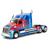 Transformers The Last Knight - Réplique 1/24 métal Optimus Prime Western Star 5700 XE Phantom