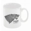 Game of Thrones - Mug en céramique de Stark Winter is Coming Blanc