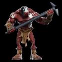Le Seigneur des Anneaux - Figurine Mini Epics Uruk-Hai Berserker 17 cm