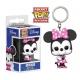 Disney - Porte-clés Pocket POP! Minnie Mouse 4 cm