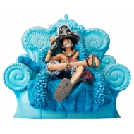 One Piece - Statuette FiguartsZERO Monkey D. Luffy 20th Anniversary Ver. 15 cm
