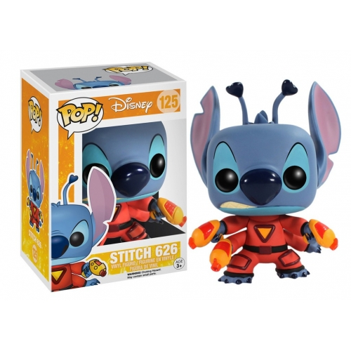 Disney - Figurine Pop Lilo & Stitch 9cm