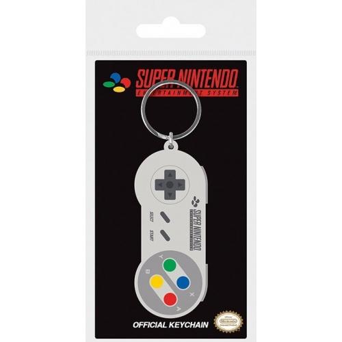 Nintendo - Porte-clés SNES Controller 6 cm