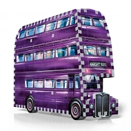 Harry Potter - Puzzle 3D The Knight Bus