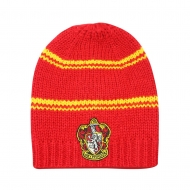 Harry Potter - Bonnet Slouchy Gryffindor Red