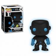 Justice League - Figurine POP! Aquaman Silhouette GITD 9 cm