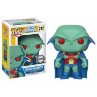 Justice League Unlimited - Figurine POP! Martian Manhunter 9 cm