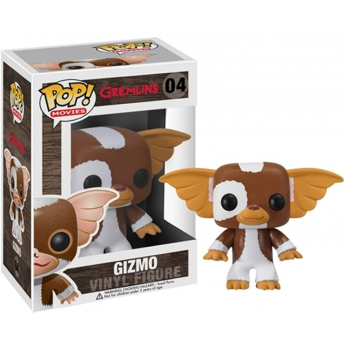 Gremlins - Figurine POP! Gizmo 10 cm