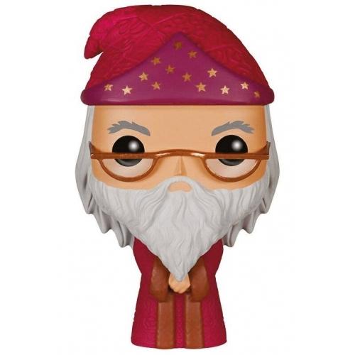 Harry Potter - Figurine POP! Albus Dumbledore 10 cm
