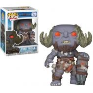 God of War - Figurine POP! Fire Troll 9 cm