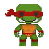 Les Tortues Ninja - Figurine POP! 8-Bit Raphael 9 cm
