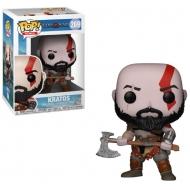 God of War - Figurine POP! Kratos 9 cm