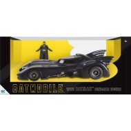 Batman - Pack figurine flexible et vehicule 1/24 1989 Batmobile avec Batman
