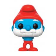 Les Schtroumpfs - Figurine POP! Grand Schtroumpf 9 cm