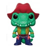 Les Tortues Ninja - Figurine POP! Leatherhead 9 cm