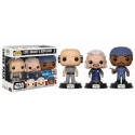 Star Wars - Pack 3 figurines POP! Lobot, Ugnaught & Bespin Guard 9 cm