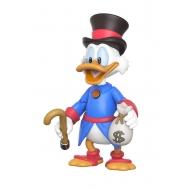 La Bande à Picsou - Figurine ReAction Scrooge McDuck 10 cm