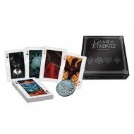 Game of Thrones - Jeu de cartes à jouer Game of Thrones