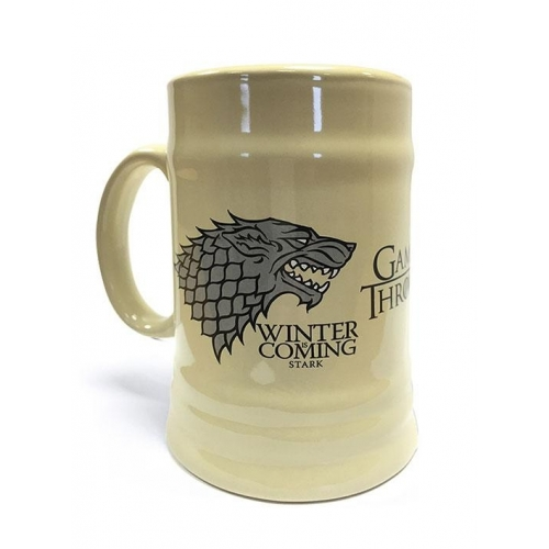 Game of Thrones - Chope céramique House Stark