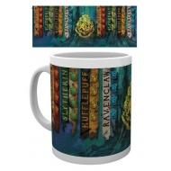 Harry Potter - Mug House Flags