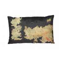 Game of Thrones - Coussin Westeros Map 55 cm