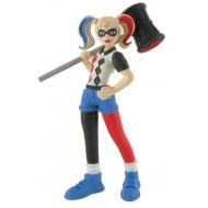 DC Comics - Mini figurine Harley Quinn 9 cm