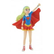 DC Comics - Mini figurine Super Girl 9 cm