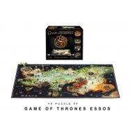 Game of Thrones - Puzzle 3D Essos (1350 pieces)
