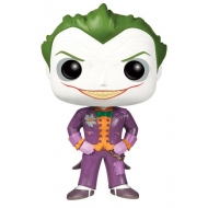Batman Arkham Asylum - Figurine POP! The Joker 10 cm