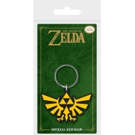 The Legend of Zelda - Porte-clés Triforce 6 cm