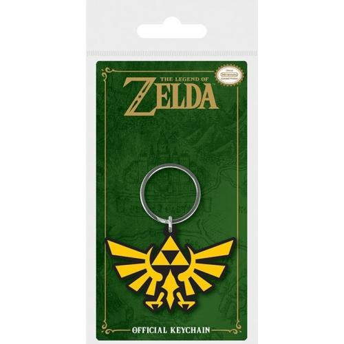 The Legend of Zelda - Porte-clés Triforce 6 cm