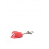 Nintendo - Porte-clés Casquette Mario 7 cm