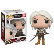 The Witcher - Figurine POP! Ciri 9 cm