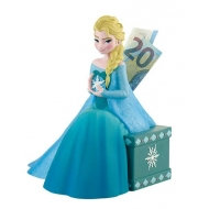 La Reine des neiges - Tirelire Elsa 15 cm