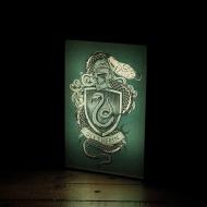 Harry Potter - Veilleuse Luminart Slytherin 30 cm
