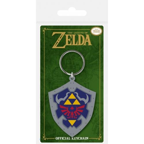 The Legend of Zelda - Porte-clés Hylian Shield 6 cm