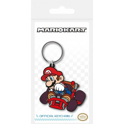 Nintendo - Porte-clés Super Mario Kart Drift 6 cm