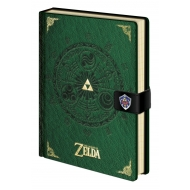The Legend of Zelda - Carnet de notes Premium A5 Triforce New Version