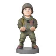 Call of Duty WWII - Figurine Cable Guy Daniels 20 cm