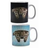 Star Wars - Mug effet thermique Falcon