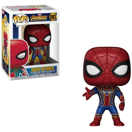 Avengers Infinity War - Figurine POP! Iron Spider 9 cm