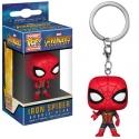 Avengers Infinity War - Porte-clés Pocket POP! Iron Spider 4 cm
