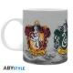 Harry Potter - Mug Les 4 Maisons