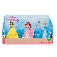 Disney Princess - Pack 3 figurines