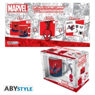 Marvel - Pack Mug 320ml + Porte clés + Stickers Spiderman